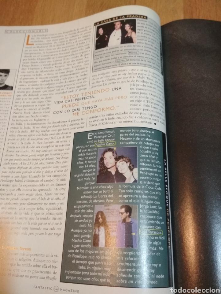 Coleccionismo de Revistas y Periódicos: Fantastic magazine 1997 Spice Girls Madonna Mecano Michael Jackson - Foto 7 - 221730911