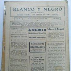 Coleccionismo de Revistas y Periódicos: BLANCO Y NEGRO AÑO 43 NUM. 2193 25 DE JUNIO DE 1933. Lote 221778497