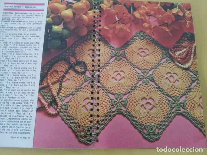 Coleccionismo de Revistas y Periódicos: REVISTA MENSUAL ENCICLOPEDIA DE GANCHILLO (TODO GANCHILLO) 13 REVISTAS - Foto 28 - 221781855