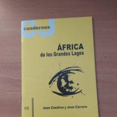 Coleccionismo de Revistas y Periódicos: CUADERNOS CJ. Lote 221851568