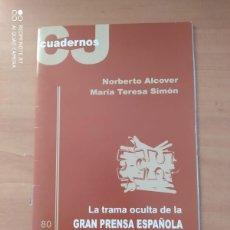Coleccionismo de Revistas y Periódicos: CUADERNOS CJ. Lote 221851612