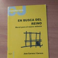 Coleccionismo de Revistas y Periódicos: CUADERNOS CJ. Lote 221851648