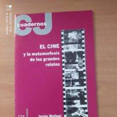 Coleccionismo de Revistas y Periódicos: CUADERNOS CJ. Lote 221851668