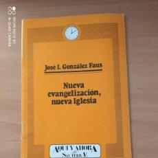 Coleccionismo de Revistas y Periódicos: AQUÍ Y AHORA SALTERRAE. Lote 221859583