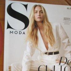 Coleccionismo de Revistas y Periódicos: S MODA DE CULTO - EL PAIS REVISTA 258 - FEBRERO 2020 - GEORGINA GRENVILLE. Lote 221949286