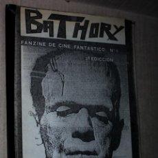 Coleccionismo de Revistas y Periódicos: BATHORY.Nº0 2ª EDICION (FANZINE AUTOPRODUCIDO DE CINE FANTÁSTICO ). Lote 221951752