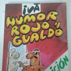 Coleccionismo de Revistas y Periódicos: COLECCIÓN EL.PAPUS AÑOS 80.N 10.HUMPR ROJO GUALDO. Lote 221980772