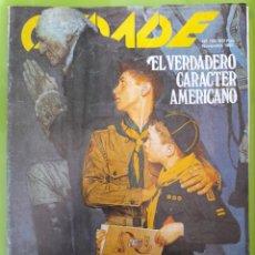 Coleccionismo de Revistas y Periódicos: REVISTA CEDADE. NO.155 NOVIEMBRE DE 1987. Lote 222004817
