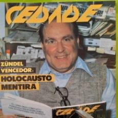 Coleccionismo de Revistas y Periódicos: REVISTA CEDADE. NO. 150, MAYO DE 1987. Lote 222006197