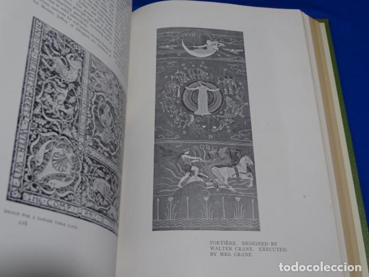Coleccionismo de Revistas y Periódicos: REVISTA THE STUDIO.AÑO 1899 - II - Foto 3 - 222087220