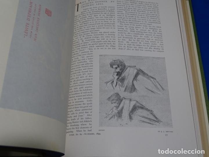 Coleccionismo de Revistas y Periódicos: REVISTA THE STUDIO.AÑO 1899 - II - Foto 4 - 222087220