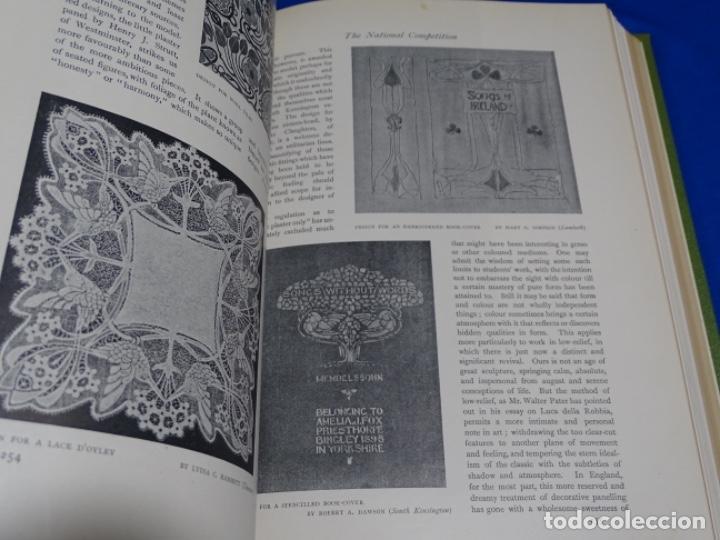 Coleccionismo de Revistas y Periódicos: REVISTA THE STUDIO.AÑO 1899 - II - Foto 6 - 222087220