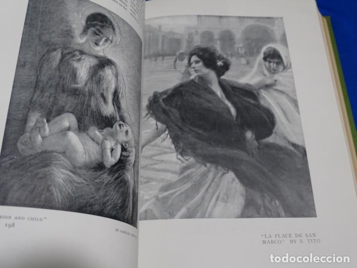 Coleccionismo de Revistas y Periódicos: REVISTA THE STUDIO.AÑO 1899 - II - Foto 7 - 222087220