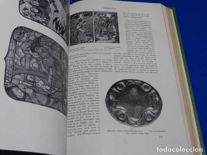 Coleccionismo de Revistas y Periódicos: REVISTA THE STUDIO.AÑO 1900 - I I - Foto 3 - 222087305