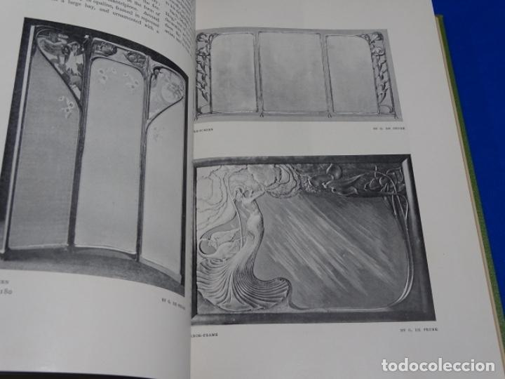 Coleccionismo de Revistas y Periódicos: REVISTA THE STUDIO.AÑO 1900 - I I - Foto 8 - 222087305