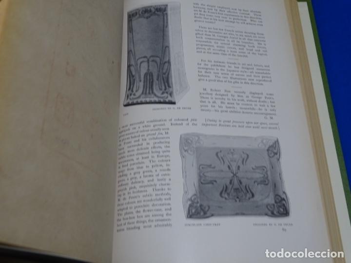 Coleccionismo de Revistas y Periódicos: REVISTA THE STUDIO.AÑO 1901 - I - Foto 2 - 222087326