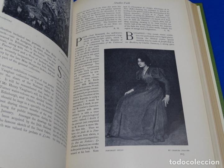 Coleccionismo de Revistas y Periódicos: REVISTA THE STUDIO.AÑO 1901 - I - Foto 4 - 222087326