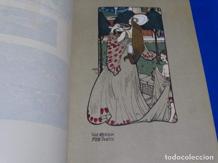 Coleccionismo de Revistas y Periódicos: REVISTA THE STUDIO.AÑO 1901 - I - Foto 7 - 222087326