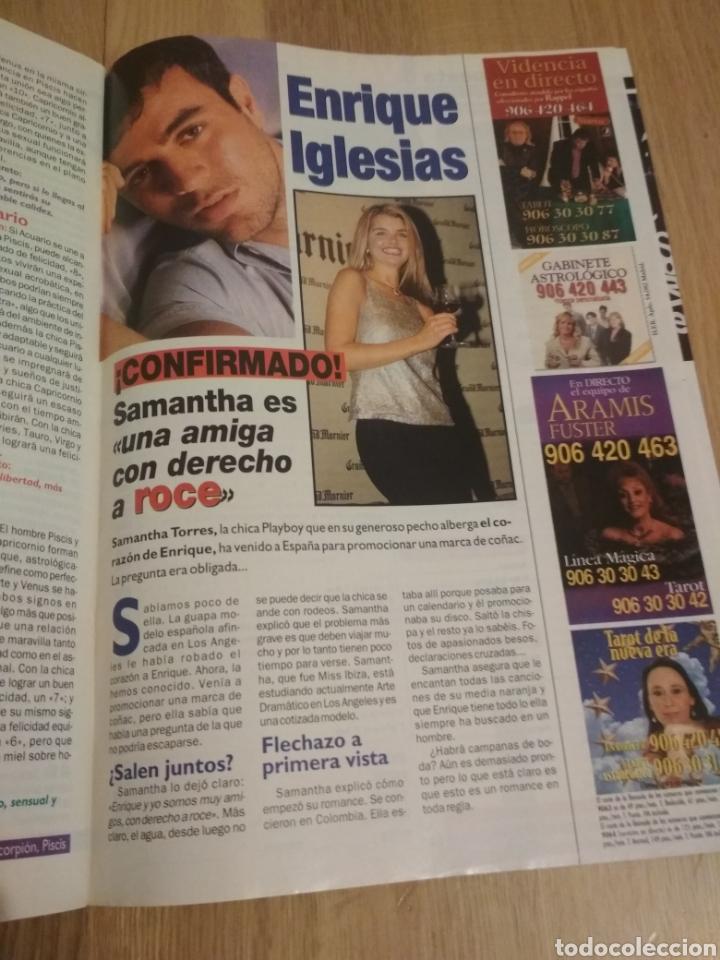 Coleccionismo de Revistas y Periódicos: Revista Nuevo Vale 1999 Ricky Martín Jarabe de Palo Enrique Iglesias - Foto 2 - 222088980
