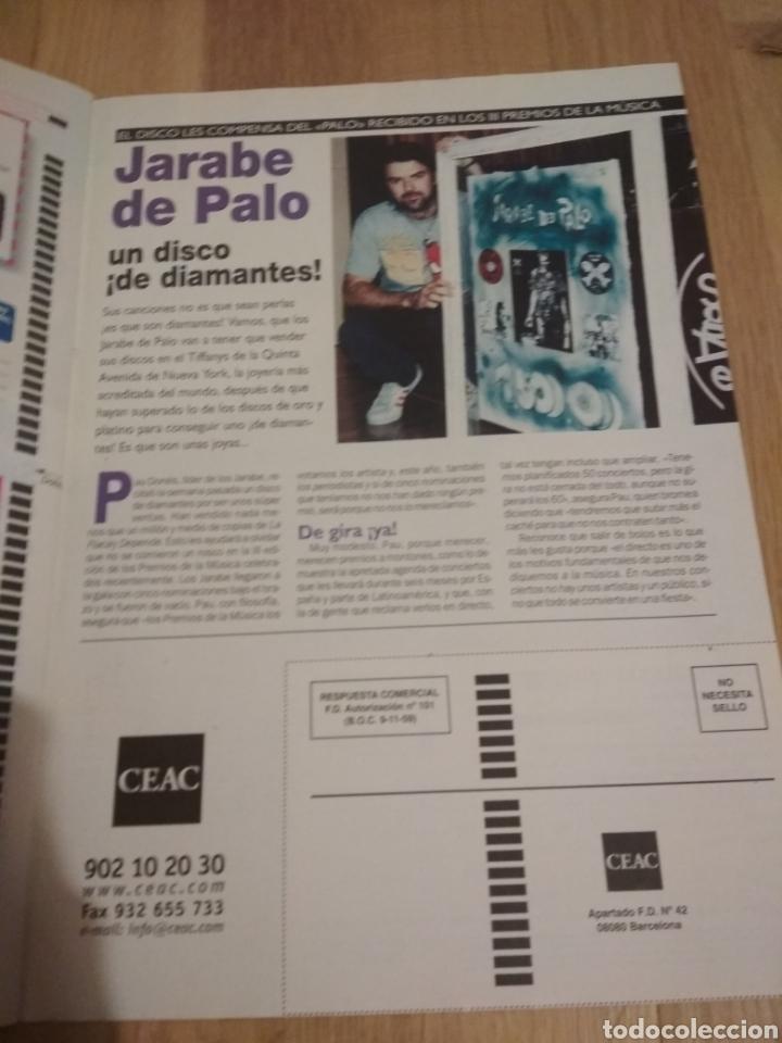 Coleccionismo de Revistas y Periódicos: Revista Nuevo Vale 1999 Ricky Martín Jarabe de Palo Enrique Iglesias - Foto 3 - 222088980