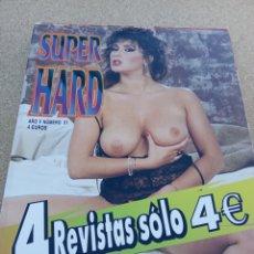 Coleccionismo de Revistas y Periódicos: REVISTA SUPER HARDY. N.51COLECION NYMFAS. Lote 222108510