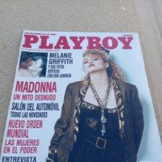 Coleccionismo de Revistas y Periódicos: PLAYBOY N.149. MADONNA. MELANIE GRIFFITH. Lote 222108631