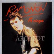 Coleccionismo de Revistas y Periódicos: RAMONCÍN FE CIEGA - ERISA 1988. Lote 222109065