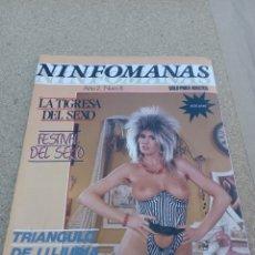 Coleccionismo de Revistas y Periódicos: REVISTA NINFOMANAS. N.8. Lote 222110462
