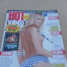 Coleccionismo de Revistas y Periódicos: REVISTA HOT VIDEO. N.135. SOLO REVISTA. Lote 222110645