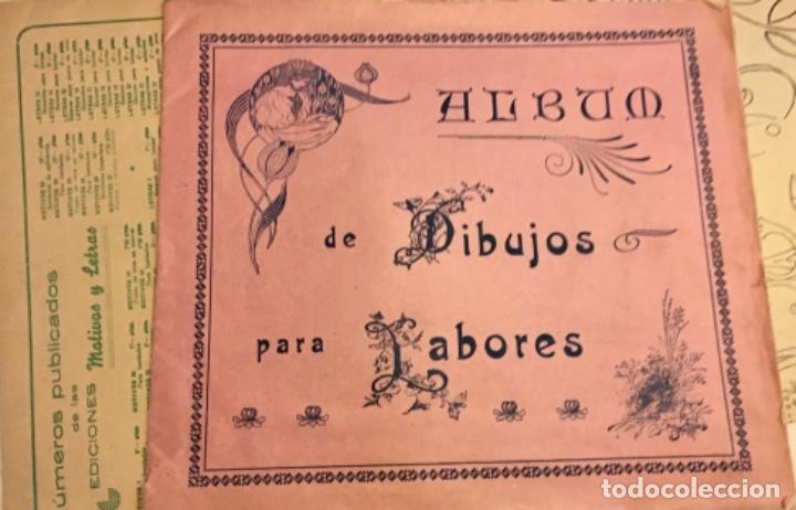 Coleccionismo de Revistas y Periódicos: EXTRAORDINARIO LOTE REVISTAS DE LABORES DEL HOGAR + FICHAS FABRA COATS + PATRONES - Foto 9 - 222157615