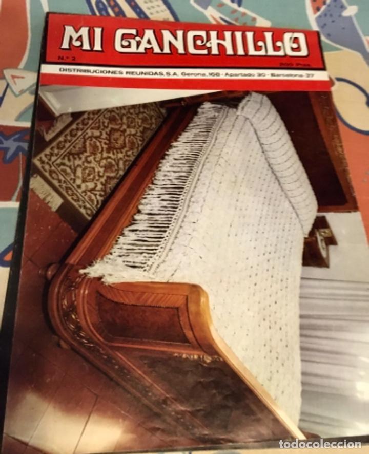 Coleccionismo de Revistas y Periódicos: EXTRAORDINARIO LOTE REVISTAS DE LABORES DEL HOGAR + FICHAS FABRA COATS + PATRONES - Foto 21 - 222157615