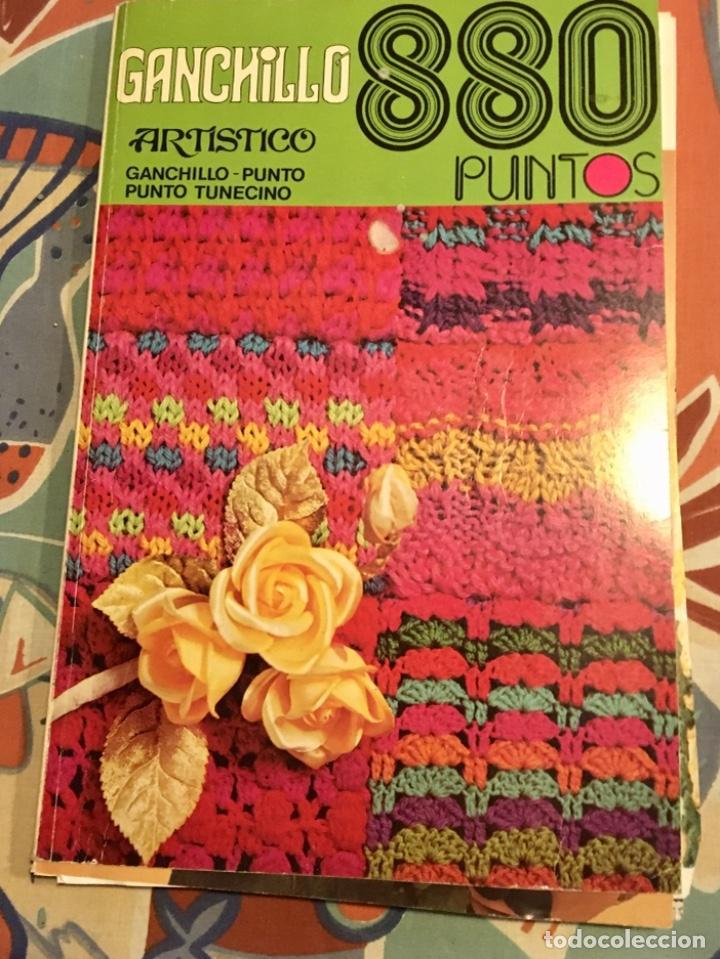 Coleccionismo de Revistas y Periódicos: EXTRAORDINARIO LOTE REVISTAS DE LABORES DEL HOGAR + FICHAS FABRA COATS + PATRONES - Foto 22 - 222157615