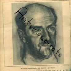 Coleccionismo de Revistas y Periódicos: ABC AÑO 1923 MONASTERIO DEL PAULAR JOSE BERMEJO OPERA VASCA DE JEUS GURIDI BIDALOLA PIO BAROJA. Lote 222222071