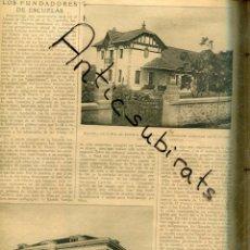 Coleccionismo de Revistas y Periódicos: ABC AÑO 1923 ESCUELA DE RIBERAS DE PRAVIA LUARCA COLUNGA EL PITO CUDILLERO VIAVELEZ MANUEL BENEDITO. Lote 222236597
