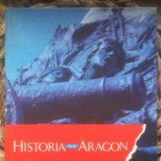 Coleccionismo de Revistas y Periódicos: HISTORIA DE ARAGÓN, COLECCIONABLE. COORDINADOR GUILLERMO FATÁS - HERALDO DE ARAGÓN 1991.. Lote 222254012