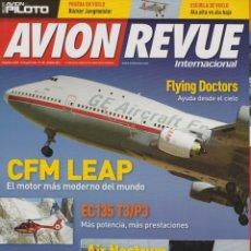 Coleccionismo de Revistas y Periódicos: REVISTA AVION REVUE Nº391. Lote 222396466