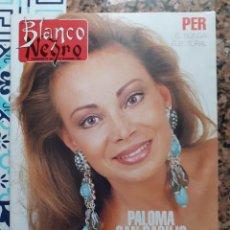 Coleccionismo de Revistas y Periódicos: PALOMA SAN BASILIO. Lote 222396631