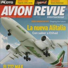 Coleccionismo de Revistas y Periódicos: REVISTA AVION REVUE Nº397. Lote 222396667