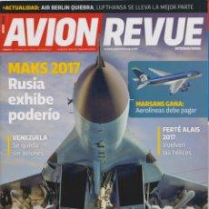 Coleccionismo de Revistas y Periódicos: REVISTA AVION REVUE Nº423. Lote 222396802