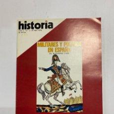 Coleccionismo de Revistas y Periódicos: HISTORIA 16. AÑO I. Nº 2. JUNIO, 1976. MILITARES Y POLITICA EN ESPAÑA POR RAYMOND CARR. PAGS: 145. Lote 222444903