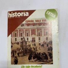 Coleccionismo de Revistas y Periódicos: HISTORIA 16. AÑO IV. EXTRA XII. DICIEMBRE, 1979. ESPAÑA, SIGLO XVII. ESPLENDOR Y DECADENCIA.PAG:130. Lote 222445095