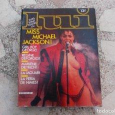 Coleccionismo de Revistas y Periódicos: LUI Nº 257, 1985 ,REVISTA EROTICA SOLO PARA ADULTOS ,FRANCESA. Lote 222720462