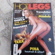 Coleccionismo de Revistas y Periódicos: HOT LEGS HIGH SOCIETY SPEZIAL5/98,REVISTA EROTICA SOLO PARA ADULTOS ,ALEMANA. Lote 222720942