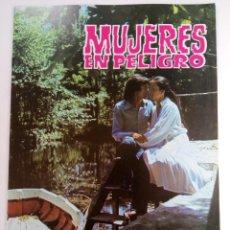 Coleccionismo de Revistas y Periódicos: MUJERES EN PELIGRO Nº 40 - LA HERENCIA (FOTONOVELA) (SIN USAR, DE DISTRIBUIDORA). Lote 223150877