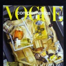 Collectionnisme de Revues et Journaux: REVISTA VOGUE ESPAÑA. COMPLEMENTOS Nº 20, PRIMAVERA-VERANO 2011. Lote 223667082