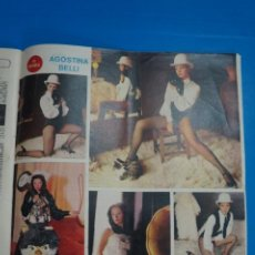 Coleccionismo de Revistas y Periódicos: RECORTE CLIPPING DE AGOSTINA BELLI REVISTA SEMANA Nº 1823 PAG. 63 L1. Lote 223872953