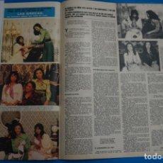 Coleccionismo de Revistas y Periódicos: RECORTE CLIPPING DE LAS GRECAS REVISTA SEMANA Nº 1823 PAG. 54 Y 55 L1. Lote 223888752