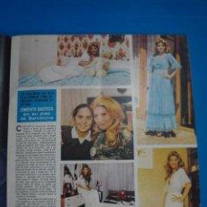 Coleccionismo de Revistas y Periódicos: RECORTE CLIPPING DE CONCHI BAUTISTA REVISTA SEMANA Nº 1843 PAG. 43 L1. Lote 223895993