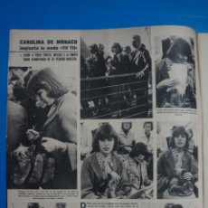 Coleccionismo de Revistas y Periódicos: RECORTE CLIPPING DE CAROLINA DE MONACO REVISTA SEMANA Nº 1840 PAG. 4 L1. Lote 223912940