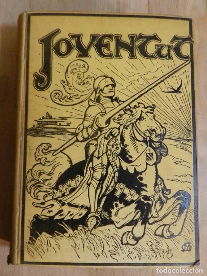 JOVENTUT AÑO 1903 VOLUMEN COMPLETO REVISTA CATALANA CATALANISTA CATALÀ ORIGINAL - APELES MESTRES (Coleccionismo - Revistas y Periódicos Antiguos (hasta 1.939))